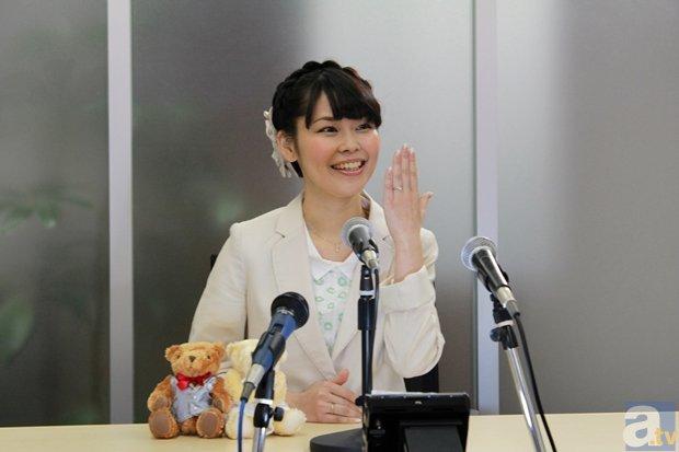 【速報】声優の儀武ゆう子さんが結婚を報告!