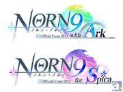 【速報】PSP用ゲーム『NORN9 ノルン+ノネット』が、アニメ化決定! キャラクターイメージソングの発売や、『NORN9 ノルン+ノネット』のPS Vitaへの移植も発表