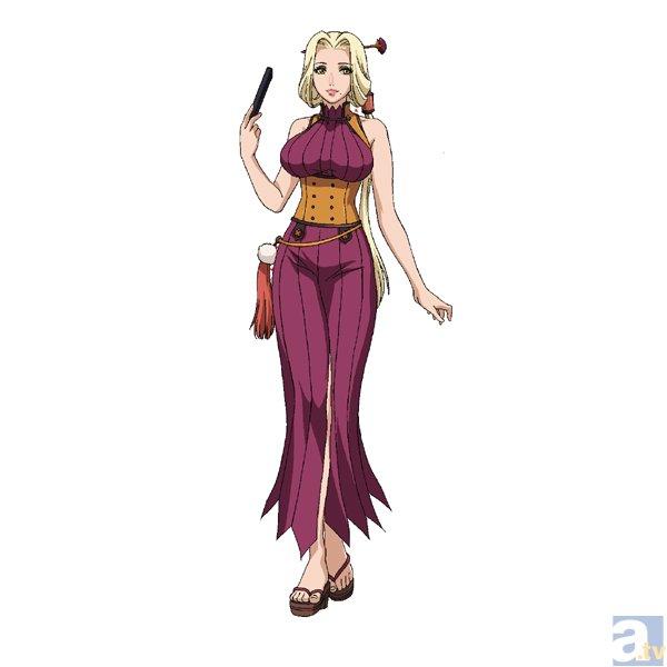 テレビアニメ『ブレイドアンドソウル』♯11「罰」より先行場面カット到着-4