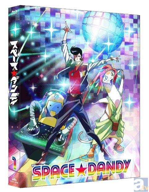 テレビアニメ『スペース☆ダンディ』のシーズン2が放送決定!
