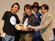 アニメ『宇宙兄弟』が「TAAF2014」アニメ・オブ・ザ・イヤーテレビ部門優秀賞受賞! 平田広明さん・KENNさんが登壇したファン感謝祭イベントの公式レポートを大公開!