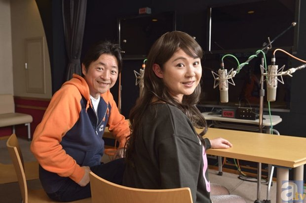 ▲左から水島裕さん、太田貴子さん