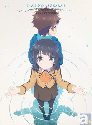 アニメ『凪のあすから』キャストより最終回アフレココメントが到着!