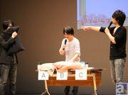 安元洋貴さんの誕生日&イベント1周年を迎えた『やすこにっ』第8回! 小西克幸さんとゲストの井上剛さん、お客さんで盛大にお祝い!!