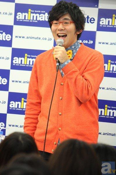 小野友樹さんと江口拓也さんによるユニット「ゆーたくII」が、横浜、名古屋、大阪と各地でイベント「ゆーたくIIのメガネパーティ」開催! 横浜の夕方の部をレポートの画像-9