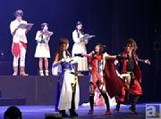 舞台「ノブナガ・ザ・フール 第2回公演」の公式レポートが到着!