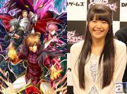 ゲーム好き声優・竹達彩奈さんも出演した『ケイオスクルセイダーズ』発表会レポート!