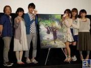 洲崎綾さんや田丸篤志さん、監督の山田尚子さんも登場! テレビシリーズの1年後が描かれる『たまこラブストーリー』初日舞台挨拶レポート