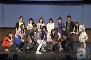 下野紘さんや今井麻美さんをはじめとした12名のキャスト陣と、祁答院慎さんが集結! 謎の実写映像も公開された「コープスパーティー如月祭」速報レポート-1