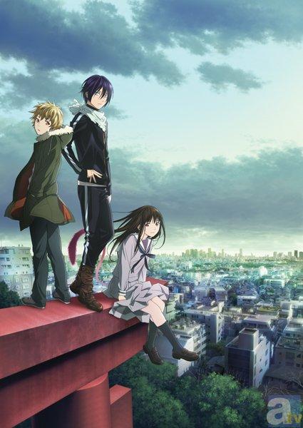 テレビアニメ『ノラガミ』BD&DVD購入者イベント開催決定
