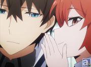 テレビアニメ『魔法科高校の劣等生』♯7「入学編VII」より先行場面カット到着