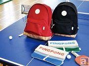 松本大洋原作のアニメ『ピンポン』デイパック&クラッチバッグ発売!完全受注生産で販売♪