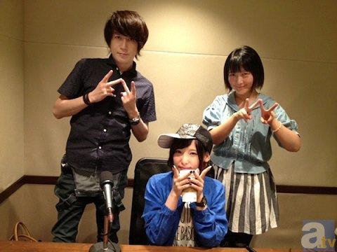 ラジオ番組『THE WORKS』のゲストに南條愛乃さんが登場!