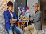 テレビアニメ『マジンボーン』公式サイトにて、KENN(竜神翔悟役)×鷲尾 天(プロデューサー)スペシャル対談(前編)が公開中