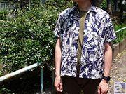 『艦隊これくしょん~艦これ~』正規空母デザインのアロハシャツが2次元コスパより登場!