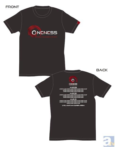 ▲Tシャツ 001(ブラック)