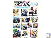 「カカオトーク」にて「Z/X IGNITION」のスタンプ配信!