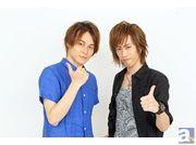 藤原祐規さん、飯田利信さんが出演するWEBラジオ『素顔の少年』初のトークCDが、8月10日に開催されるイベントにて発売!
