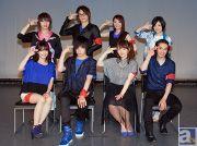蒼井翔太さん、阿澄佳奈さんらが出演した、舞台『PERSONA3 the Weird Masquerade~青の祝宴~』イベントレポート