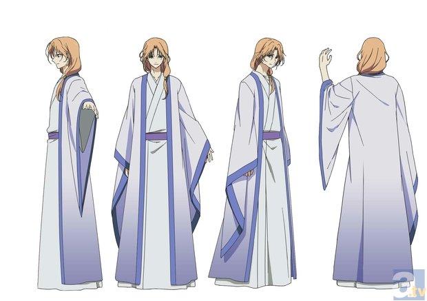 『暁のヨナ』より、スウォン&四龍のキャラクター設定画を大公開!
