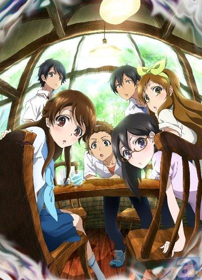アニメ『グラスリップ』1~8話振り返り上映イベントが開催決定!