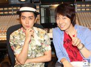 羽多野 渉さんの1stアルバムが10月22日発売! 新曲の1つはヒャダインさん作!! 羽多野さん&ヒャダインさんインタビュー対談