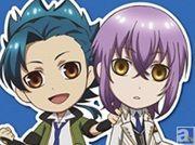 TVアニメ『神々の悪戯』DJCD「神あそラジオ」Vol.2は2枚組! ジャケット画像も到着!