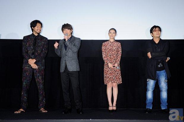映画『るろ剣 伝説の最期編』最速上映イベより、公式レポが到着!
