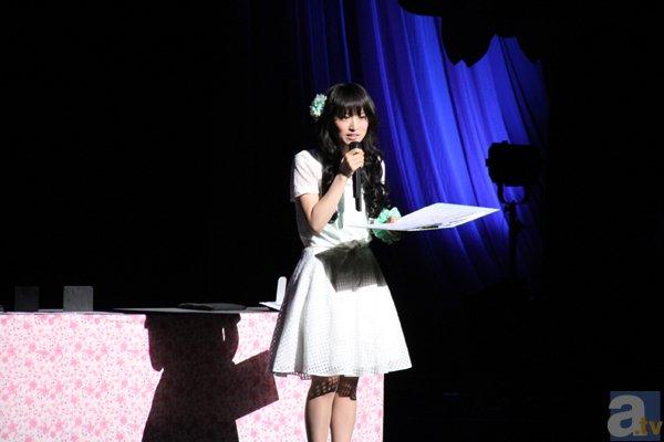 『桜Trick 「夏の桜と女子高生」』イベント詳細レポ