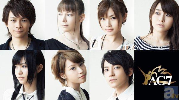 アニソングランプリ歴代優勝者のユニット「AG7」インタビュー