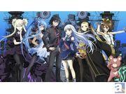 劇場アニメ『蒼き鋼のアルペジオ –アルス・ノヴァ-』第1弾が、2015年1月31日公開決定! OPテーマにはTridentを起用!