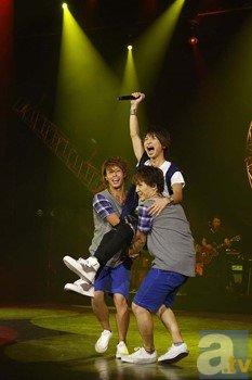 合言葉はダンディギ! ファン達と共に最高の夏の思い出を作り上げた、柿原徹也さん 2nd Live「ダンディギ・ダン」レポート