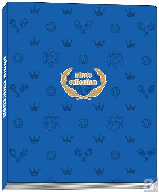 『新テニスの王子様』から、フォトコレクションフォルダが登場!