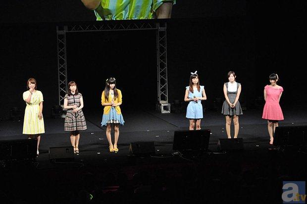 「TBSアニメフェスタ2014」悠木碧さんとタカオユキさんによる生アフレコなど見所満載の第1部をレポート-2