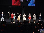『俺ツイ』『甘ブリ』の1話が上映された「TBSアニメフェスタ2014」第2部をレポート! 『IS2』ステージでは栗林みな実さんのライブも!