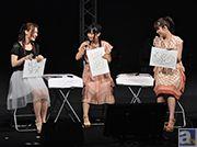 「TBSアニメフェスタ2014」新作アニメ『幸腹グラフィティ』の発表や『ろこどる』キャスト9人でのライブもあった第3部をレポート