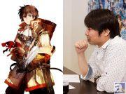 スマホ用ゲーム『チェインクロニクル』で約50キャラを演じた声優・石田彰さんとチェンクロ・松永Pの対談レポート