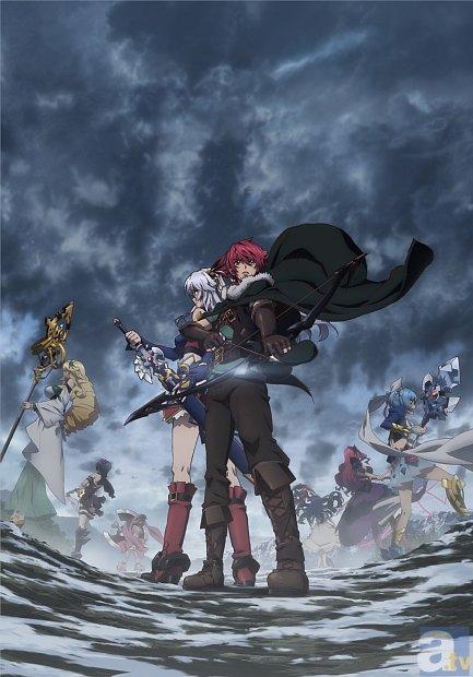 BD&DVD『魔弾の王と戦姫』第1巻が、12月24日発売予定!