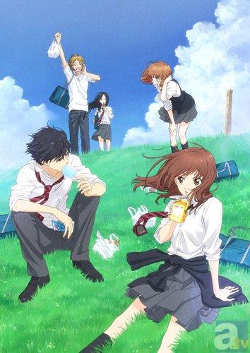 BD&DVD『アオハライド』Vol.3より、特典イラストが公開!