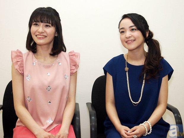 映画プリキュアについて中島愛さん・潘めぐみさんにインタビュー!