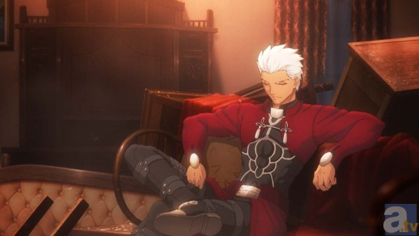 Fate/stay night [Unlimited Blade Works] プロローグ