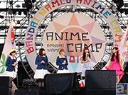 【BANDAI NAMCO ANIME CAMP 2014】大人気作品が夢の共演! トーク&ライブで盛り上がった「ガールズ&パンツァー、翠星のガルガンティア、バディ・コンプレックススペシャルステージ」をレポート