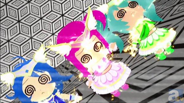 アニメ『なりヒロwww』#4「キャッツォ統括、在りし日を語る」「BL、涙する」より先行場面カット到着