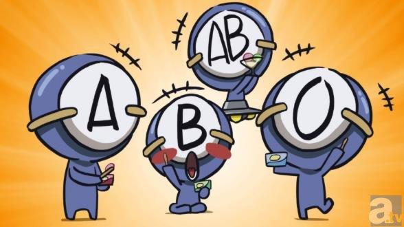テレビアニメ『血液型くん!』第2期が2015年1月放送決定!