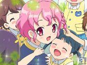 テレビアニメ『プリパラ』第18話「レオナ、全力ダッシュなの!」より先行場面カット到着