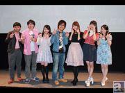 """7人のゲストに加え、テーマソングアーティスト『The Sketchbook』も登場してツアーのラストを飾る!""""チェンクロショートアニメ 5大都市試写ツアー in 東京""""レポート"""