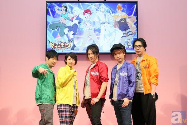 【AGF2014】「マジンボーン スペシャルステージ」速報レポ