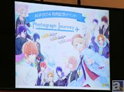 【AGF2014】日野聡さん、宮田幸季さん、水島大宙さんが登壇! 「Photograph Journey」発売記念イベント速報レポート