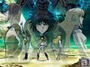 アニメ『蒼穹のファフナー』シリーズのスタッフが主体となって制作! テレビアニメ『ヒロイック・エイジ』のBD-BOX 初回限定生産版が、2015年1月28日発売決定!