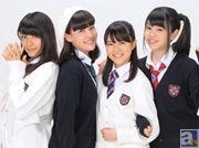 NHK Eテレにて絶賛放送中のアニメ『くつだる。』のOP/ED/挿入歌を担当する「マボロシ☆ラ部」の4人にインタビュー!